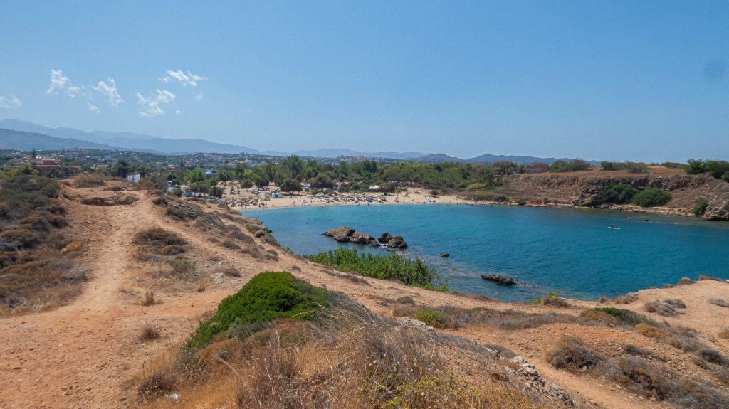 plaja Agii Apostoli